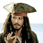 Piratas do Caribe - Jack Sparrow ou Johnny Depp?