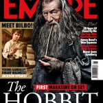 Bilbo e Gandalf na capa da Revista Empire