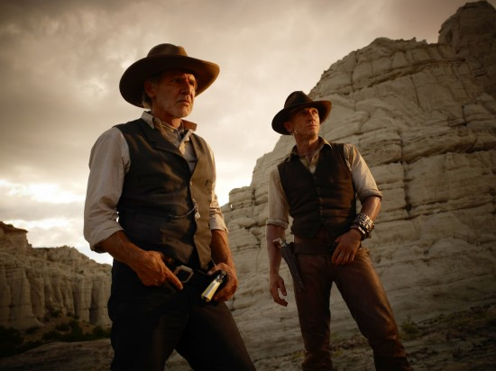Especial Cowboys & Aliens – O elenco do filme