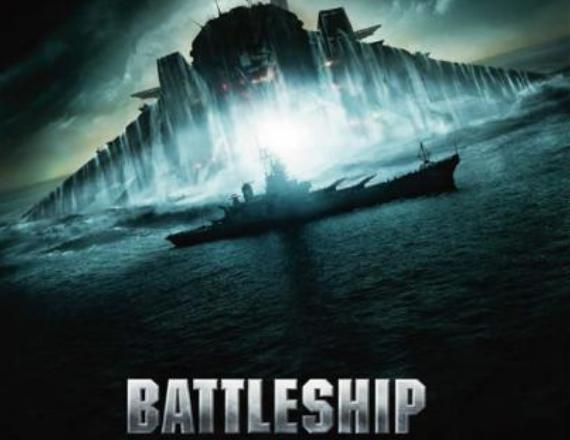 Conheça o novo pôster de Battleship
