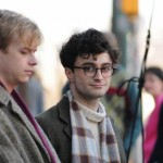 Daniel Radcliffe grava Kill Your Darlings