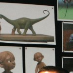 The Good Dinosaur ganha data de estreia