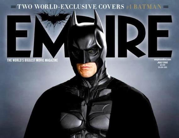Batman é destaque na Empire