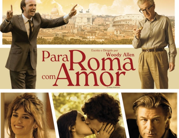 poster ParaRomaComAmor