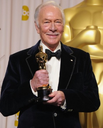 Christopher Plummer – Especial ganhadores do Oscar