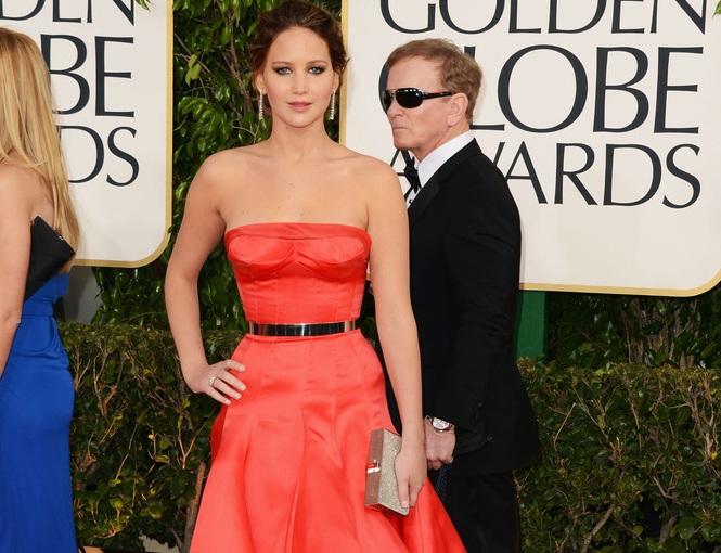 Os vestidos do Globo de Ouro 2013