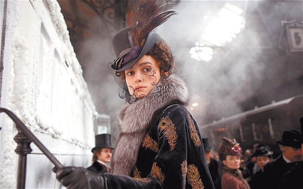cine história: Anna Karenina