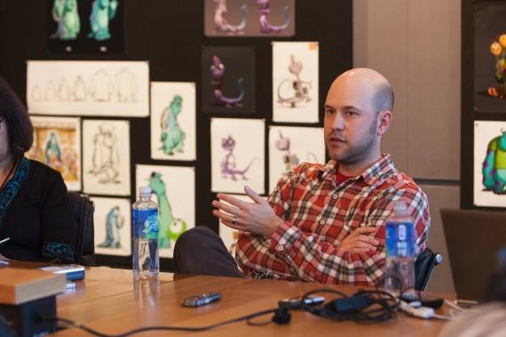 Especial Monstros – As diferentes experiências de Dan Scanlon em animação