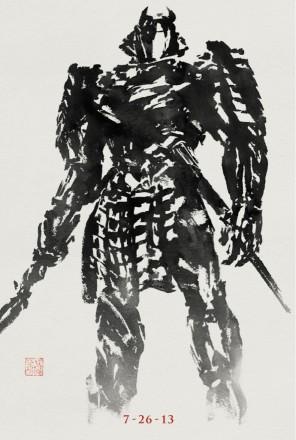 Wolverine-Imortal-poster-Samurai-de-Prata