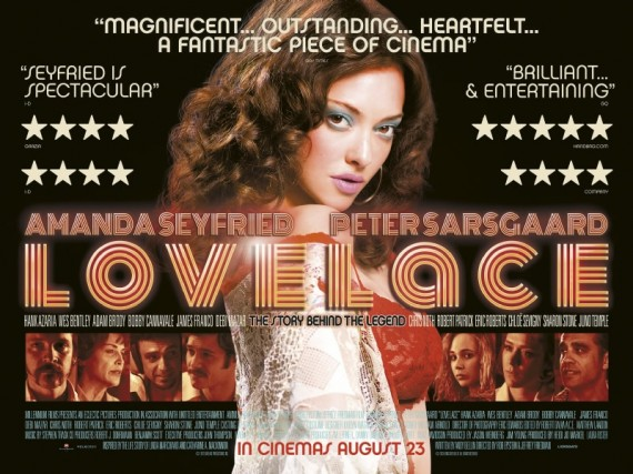 Assista ao primeiro trailer de Lovelace
