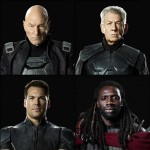 Veja os visuais de personagens de X-men: Days of Future Past