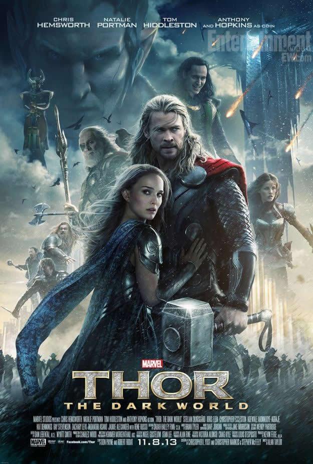 Filme traz de volta nomes do elenco original como Chris Hemsworth