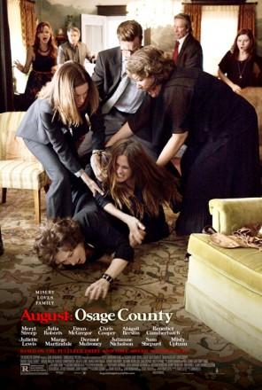 August: Osage County revela novo pôster