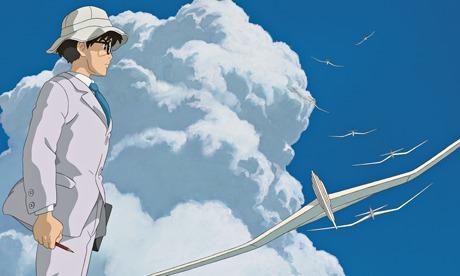 Hayao Miyazaki wind rises
