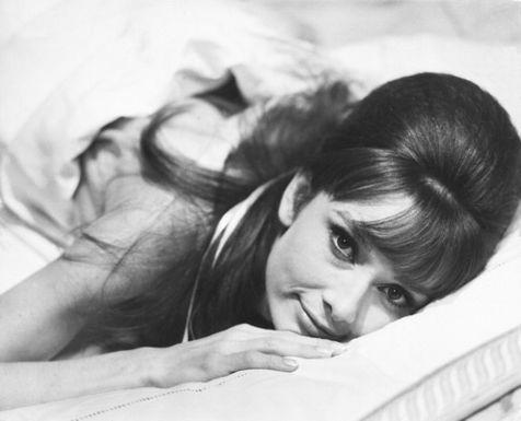 cine amor: A musa Audrey