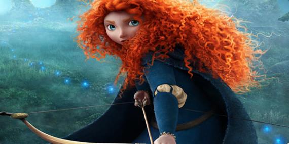 Filmografia Pixar | Valente