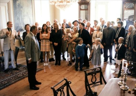 cine clássicos: Festa de Família