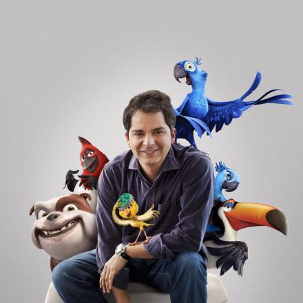 cine brasil: Carlos Saldanha e seu cinema de animação