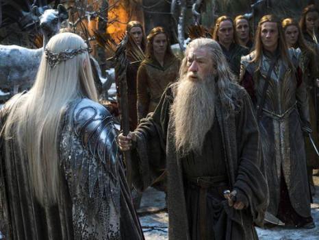 O teaser (e o trailer!)de O Hobbit: A Batalha dos Cinco Exércitos