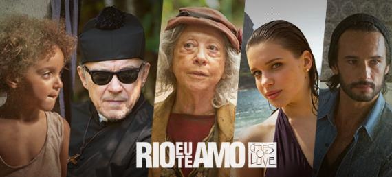 cine amor: Cities of Love, versão Rio de Janeiro