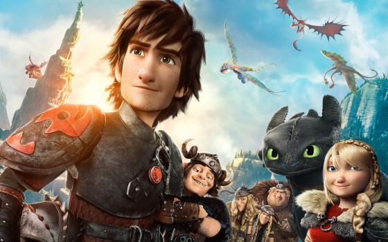 cine nerd: Como Treinar Seu Dragão