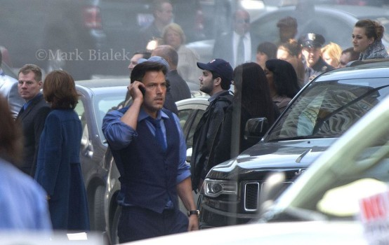 A primeira 'imagem' de Jesse Eisenberg em Batman Vs Superman