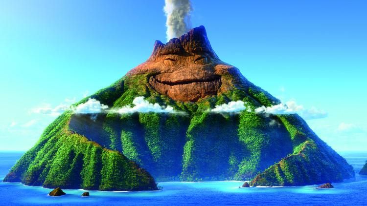 FO FU RA o novo clipe de Lava, da Pixar!