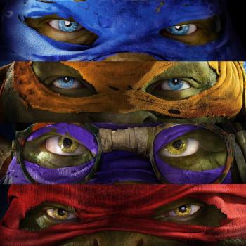 cine nerd: As Tartarugas Ninja