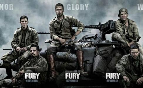 Novo trailer do filme 'Corações de Ferro', com Brad Pitt