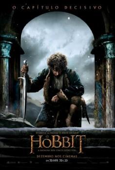 O Hobbit: A Batalha dos Cinco Exércitos lança pôster nacional