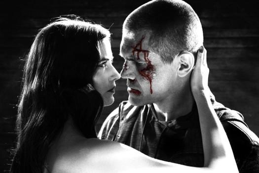 Já viu o comercial 'proibido' de Sin City: A dama Fatal? Vem com a gente!
