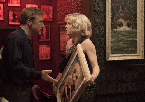 Tim Burton lança trailer de seu novo filme, Big Eyes