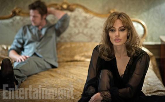 Novo encontro de Brad Pitt e Angelina Jolie ganha primeiras imagens