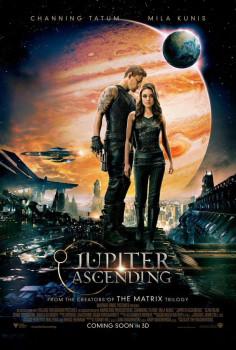 Novo dos Wachowski, O Destino de Júpiter lança trailer e pôster