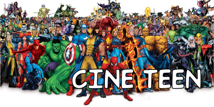 cine teen: O Poder dos Super-Heróis no Cinema