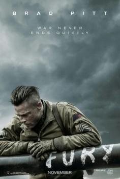 Brad Pitt e seu tanque de guerra no novo trailer de 'Corações de Ferro'