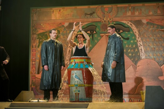 O Melhor e o Pior da TV em Houdini