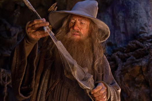 O Hobbit | Adeus, Gandalf :'(