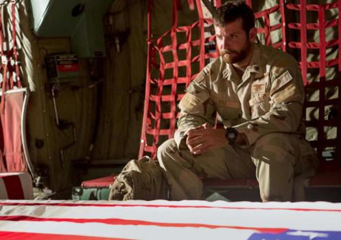 Bradley Cooper e Clint Eastwood em novo filme. Veja as imagens