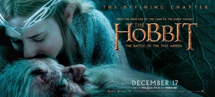 O Último? Tem novo pôster do Bilbo e banners de O Hobbit!