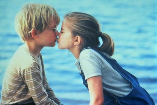cine teen - primeiro beijo