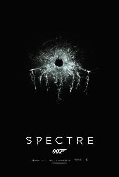 Spectre é o novo filme de James Bond, o agente 007