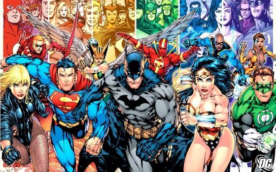 cine nerd: O que vem por aí: DC Comics