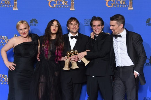 "Globo de Ouro celebra vanguarda estabelecida por Richard Linklater ao premiar ""Boyhood"""
