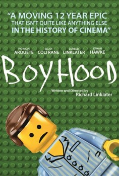 Pra morrer de amores: Indicados ao Oscar de Melhor Filme ganham pôsteres em versão Lego