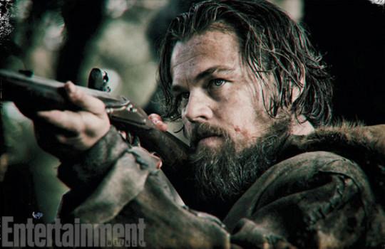 Leonardo DiCaprio + Alejandro González Iñárritu = 'The Revenant'