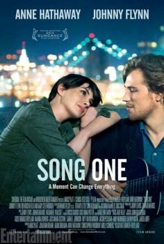 Anne Hathaway nas imagens e no trailer de 'Song One'