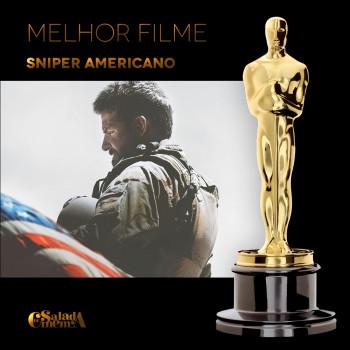 Oscar 2015 | American Sniper – Clint Eastwood