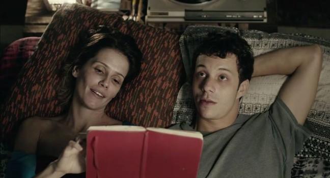 cine brasil: 'Boa Sorte' é uma história de amor!
