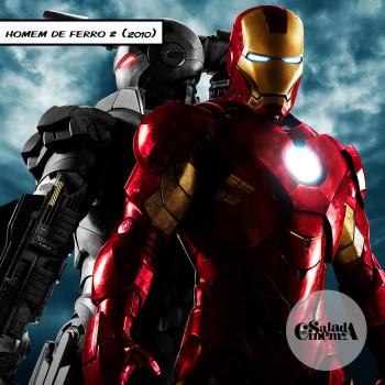 Marvel no Cinema | Homem de Ferro 2